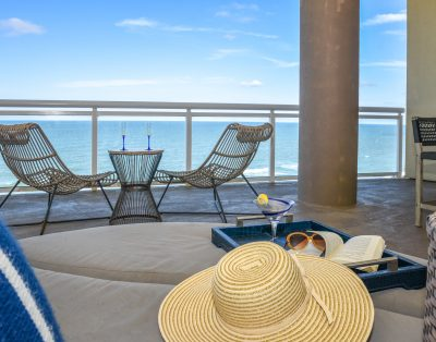 Ocean Vistas Luxury Condo, Penthouse #1107