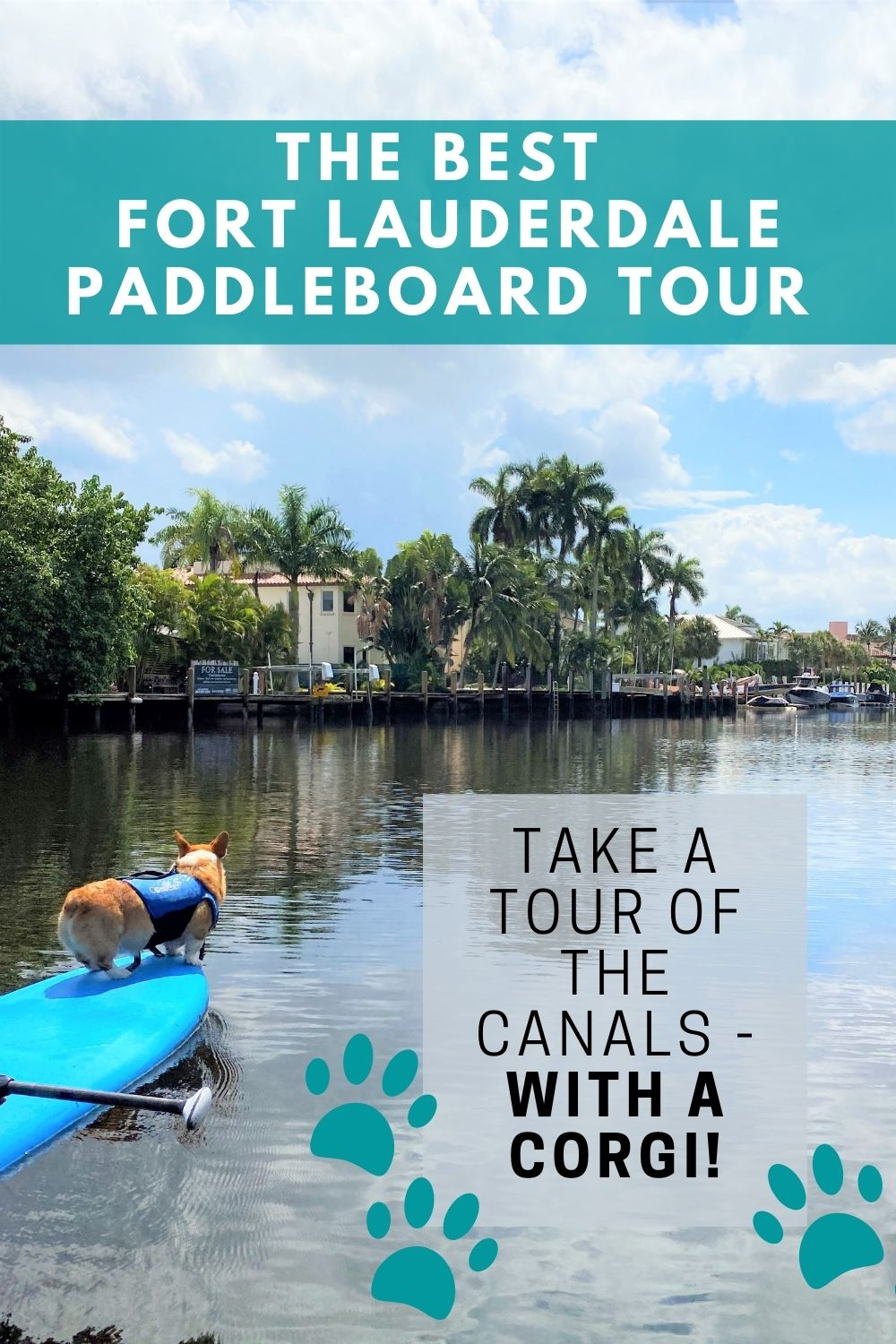 best fort lauderdale paddleboard tour