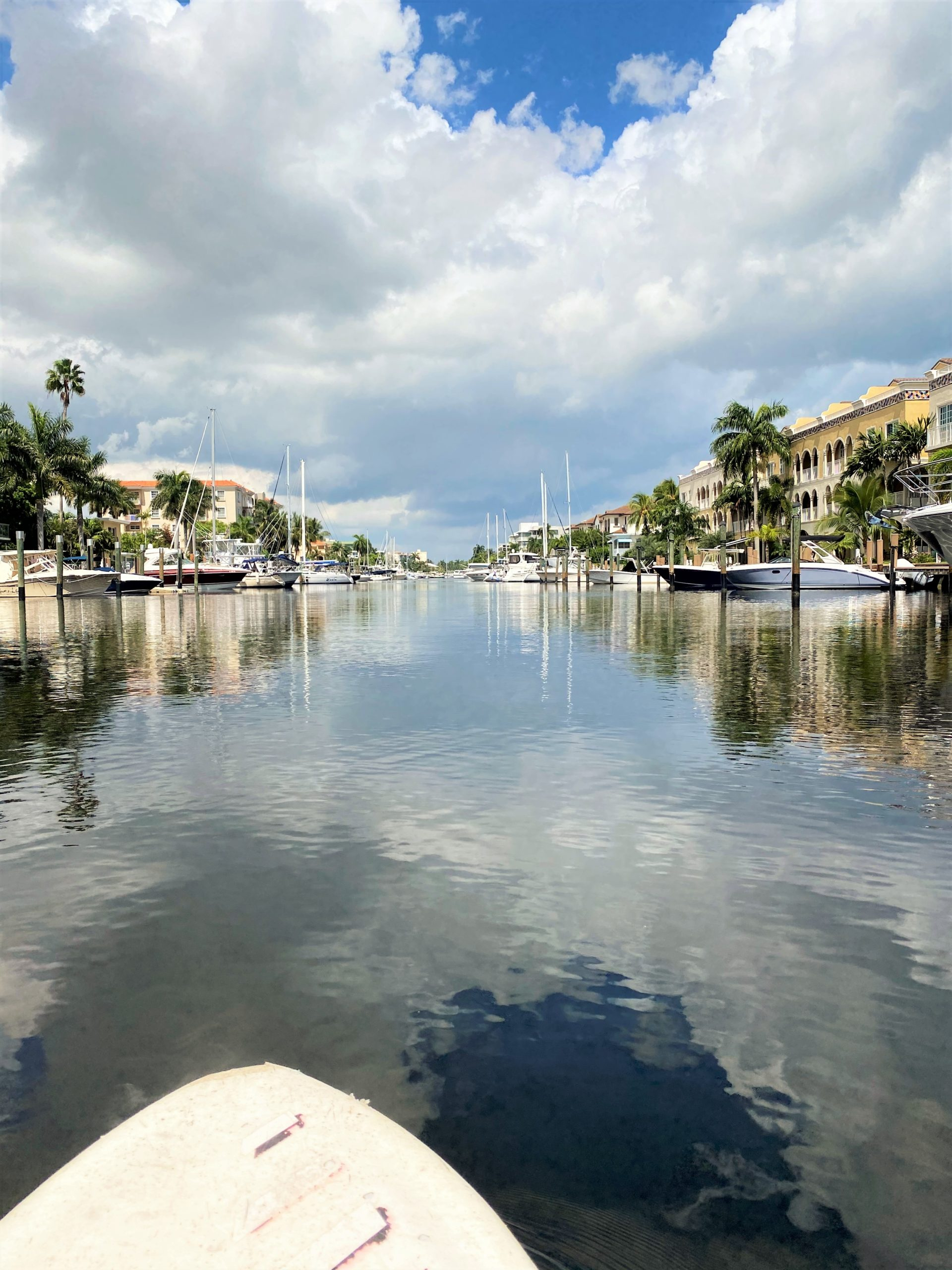 fort lauderdale paddleboard tour