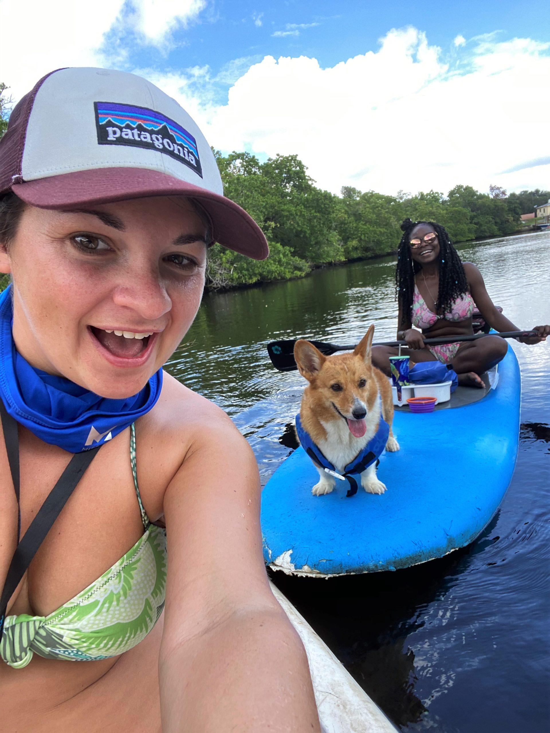 mr beaches paddleboard tour