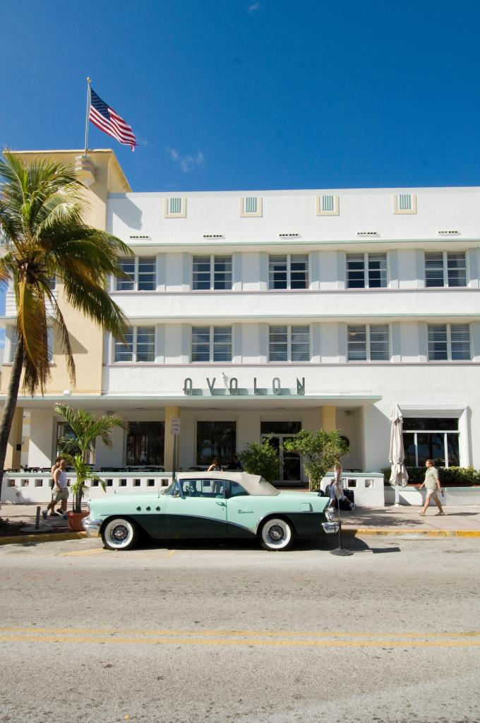 South Beach - Art Deco