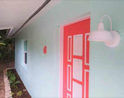 The Coral Cottage at Flagler Beach – 2BR/2BA